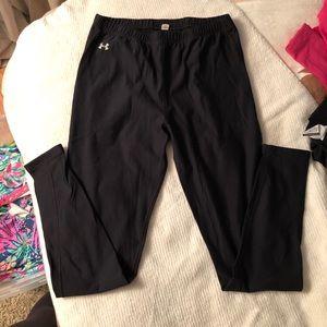 UA black leggings
